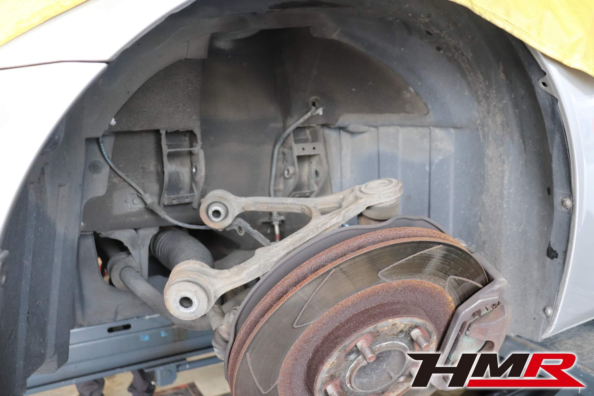 HMR S2000 2号機 SPIRIT車高調装着