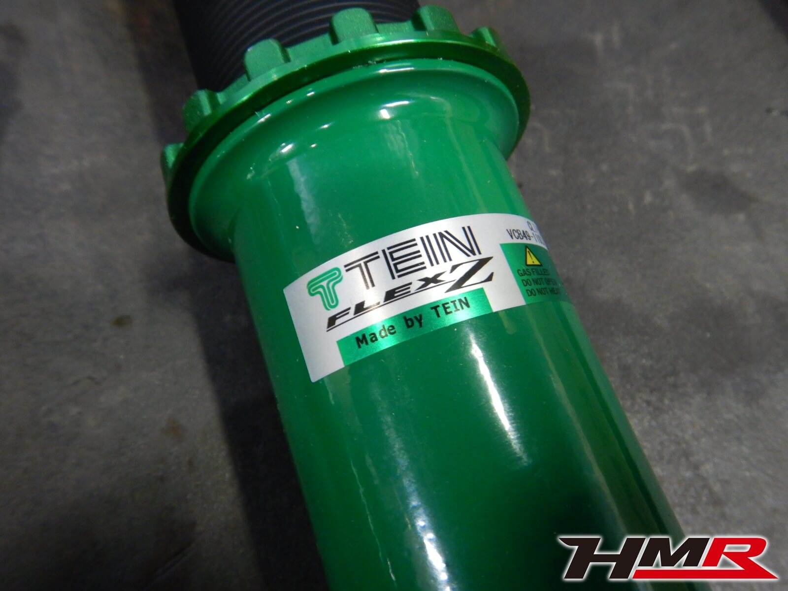 アコードユーロR(CL7) TEIN車高調装着