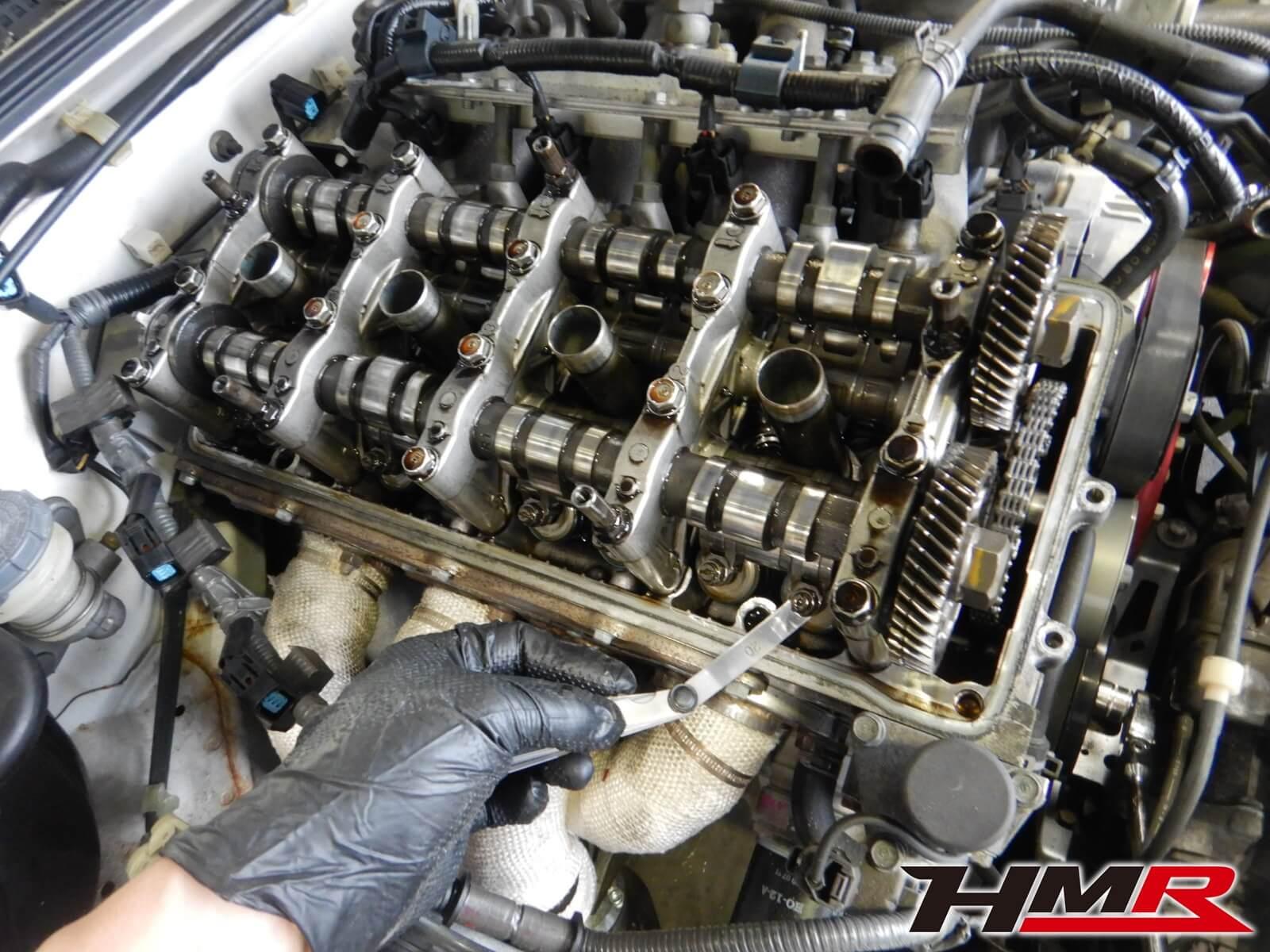 S2000(AP1)バルブタイミング調整