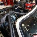S2000のフロントガラスモール、ドアモール交換とトランク雨漏れ修理