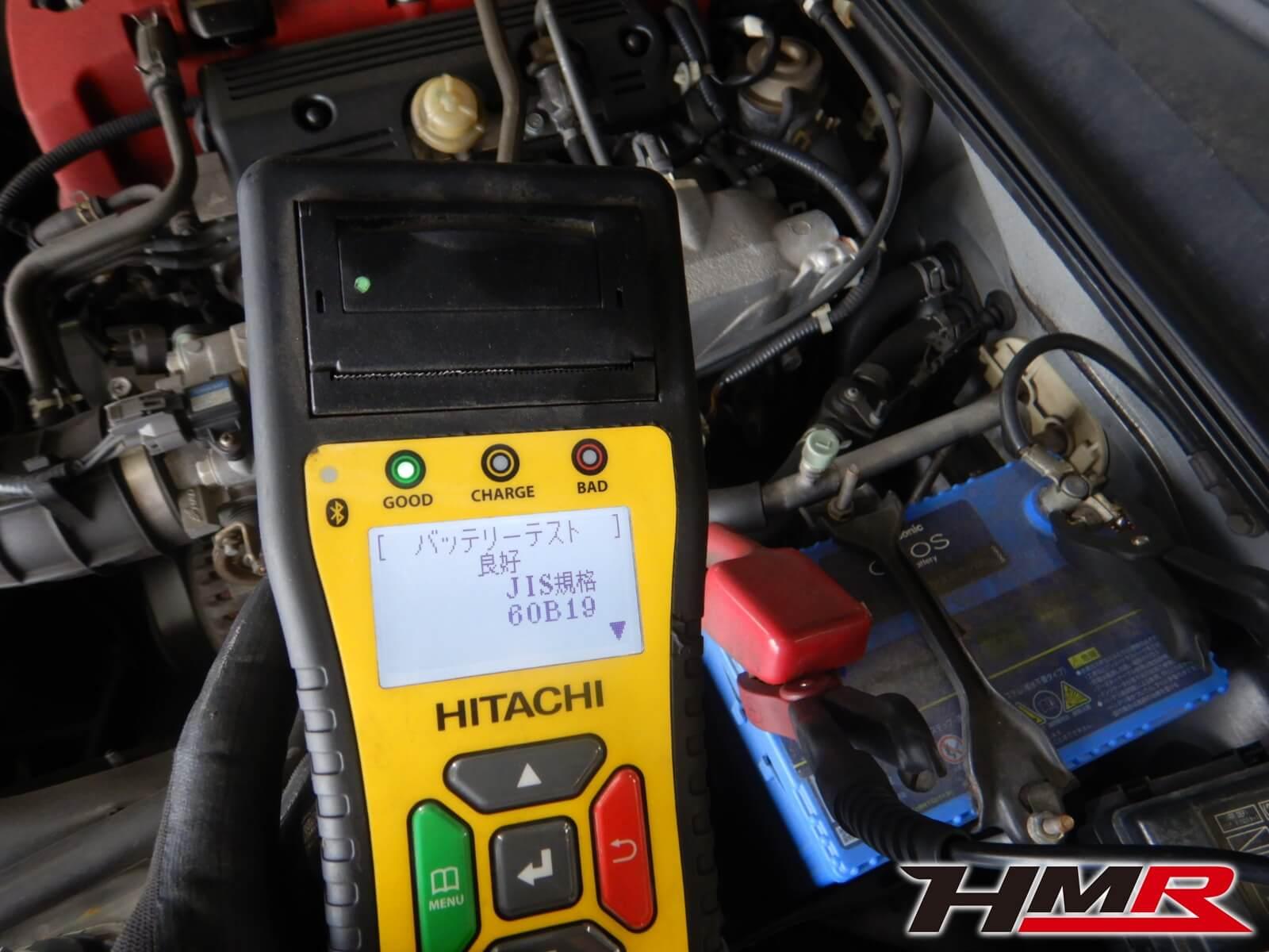 S2000(AP1) 車検整備