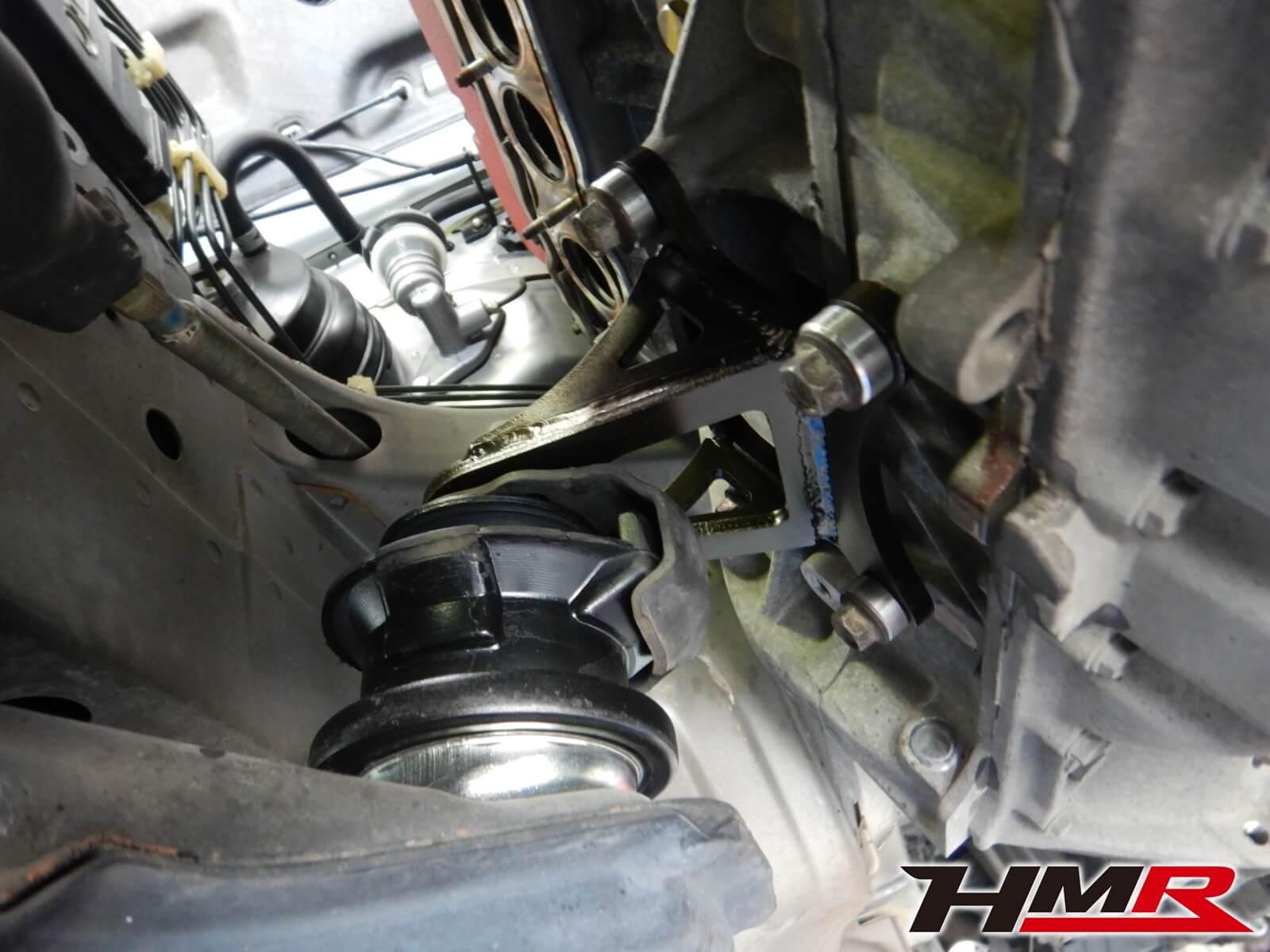 S2000(AP1) エンジンマウント交換