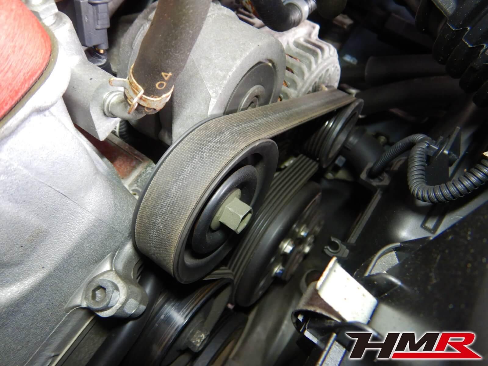 S2000(AP2) 車検整備