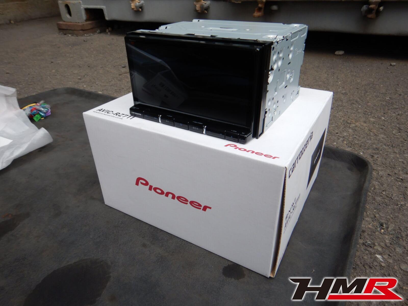 S2000(AP1) 2DINナビ取付け