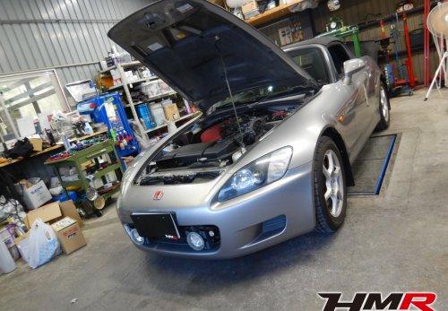 S2000(AP1) エアコン修理