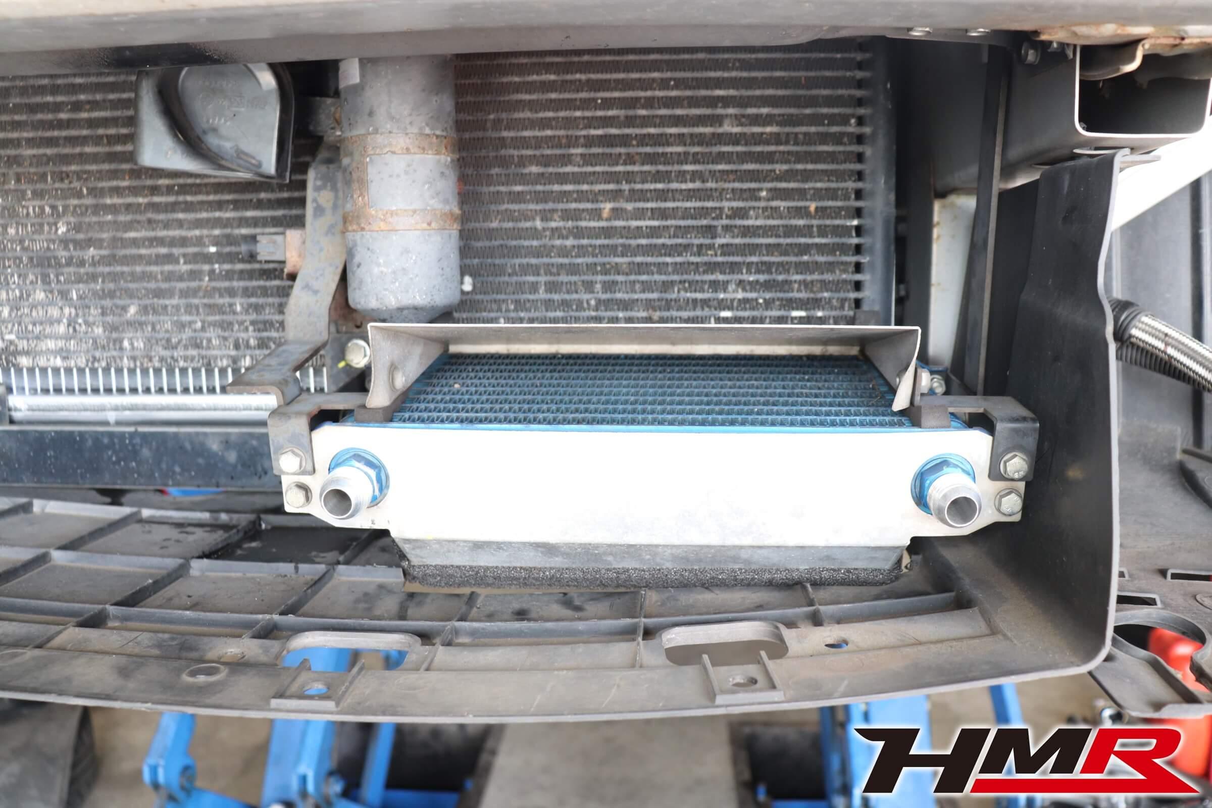 HMR S2000デモカー2号機 冷却系チューニング